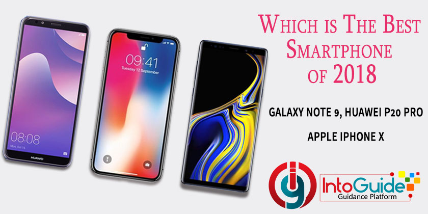 Which is The Best Smartphone of 2018