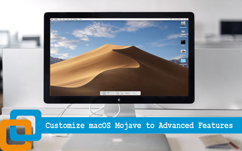How to Customize macOS Mojave to Advanced Features on VMware