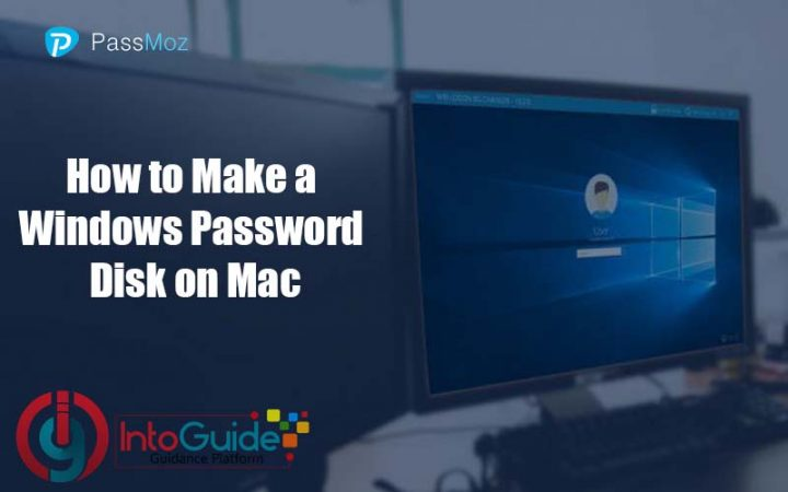 How to Make a Windows Password Disk on Mac