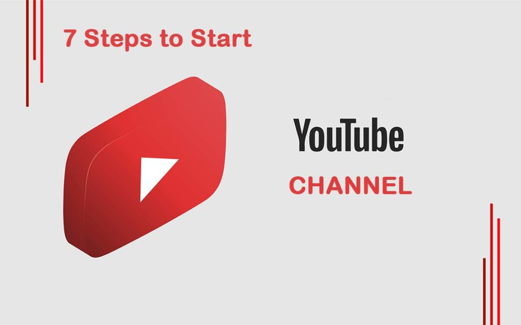 7 Important Steps to Help You Start a Vlogging Channel